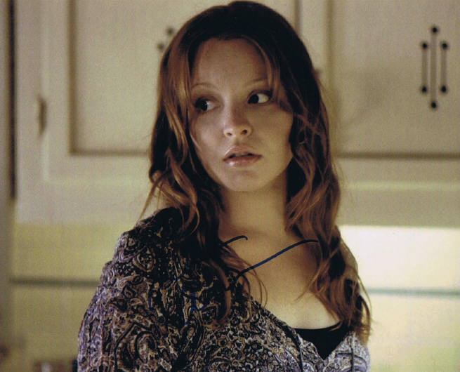 Lauren Ambrose Signed Photo