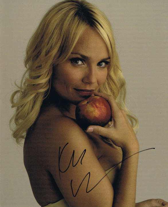 Kristin Chenoweth Signed Photo