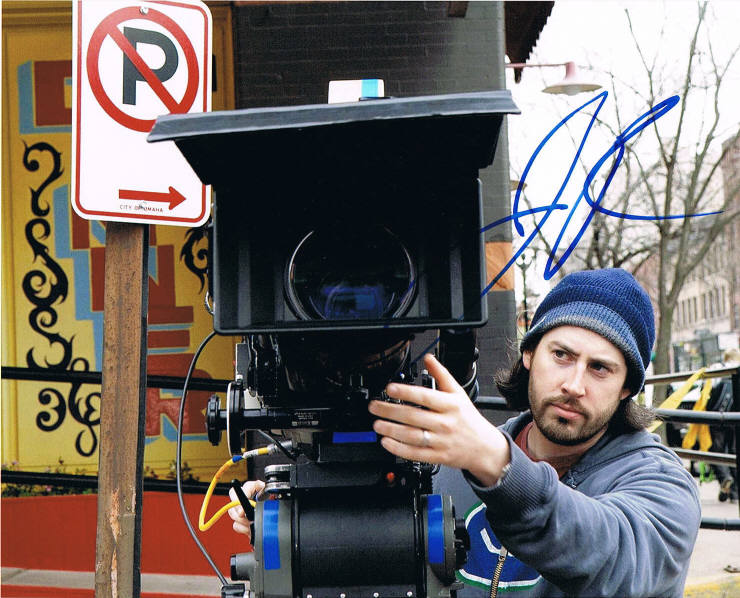 Jason Reitman Signed Photo