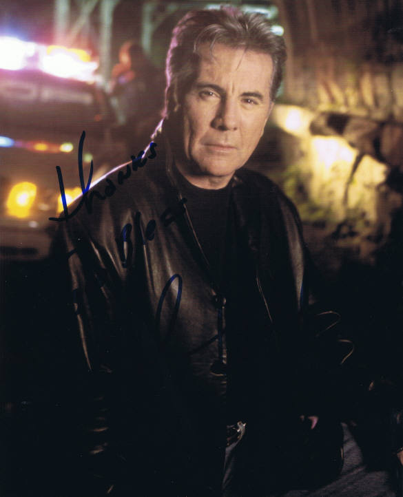 John Walsh Signed Photo