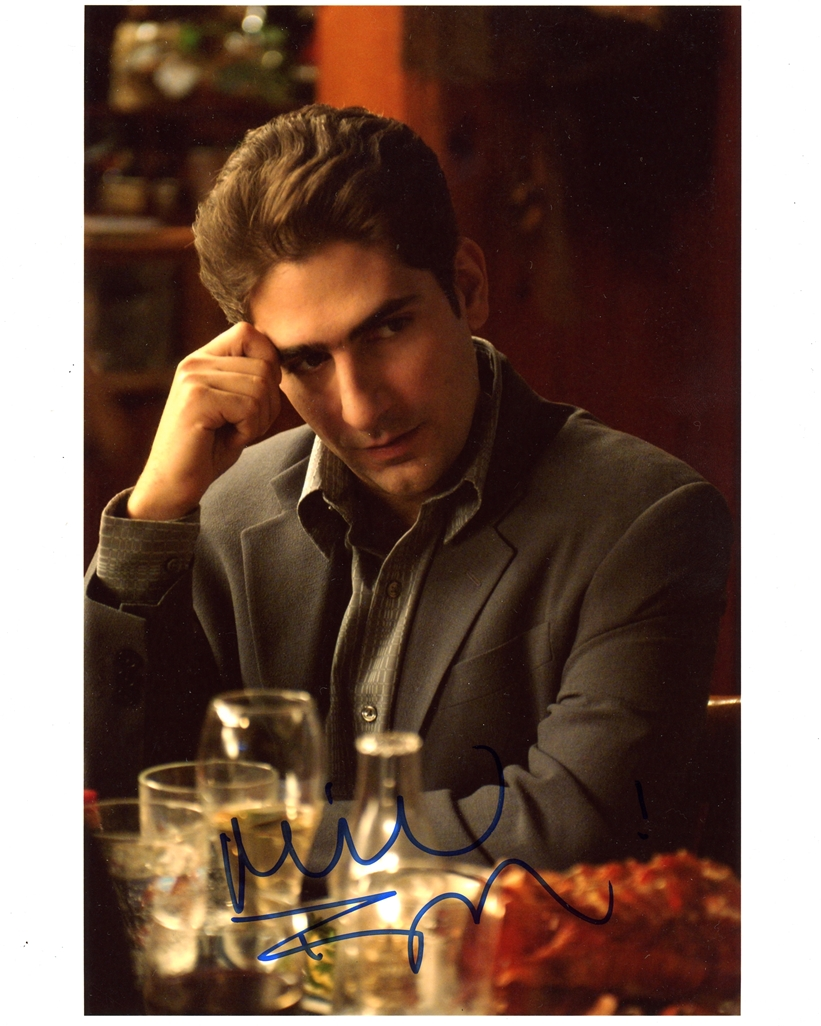 Michael Imperioli Signed Photo
