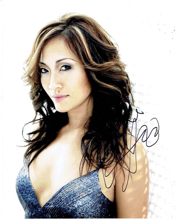 Carrie Ann Inaba Signed Photo