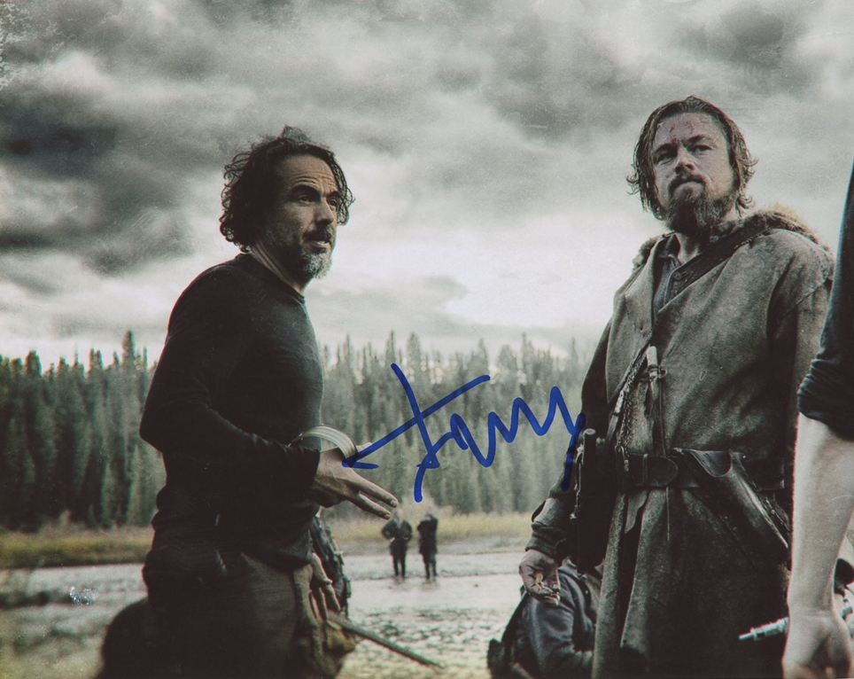 Alejandro Inarritu Signed Photo