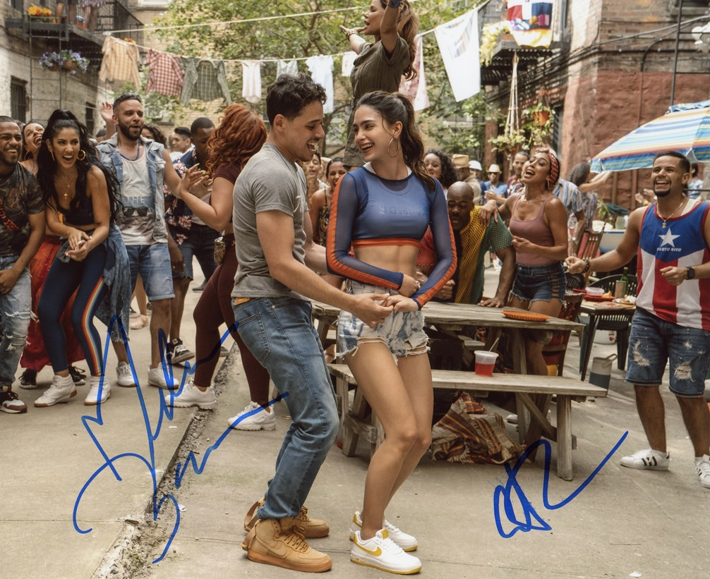 In the Heights Signed Photo