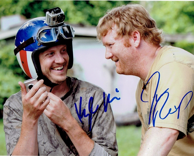 Kyle Davis & Jon Reep Signed Photo