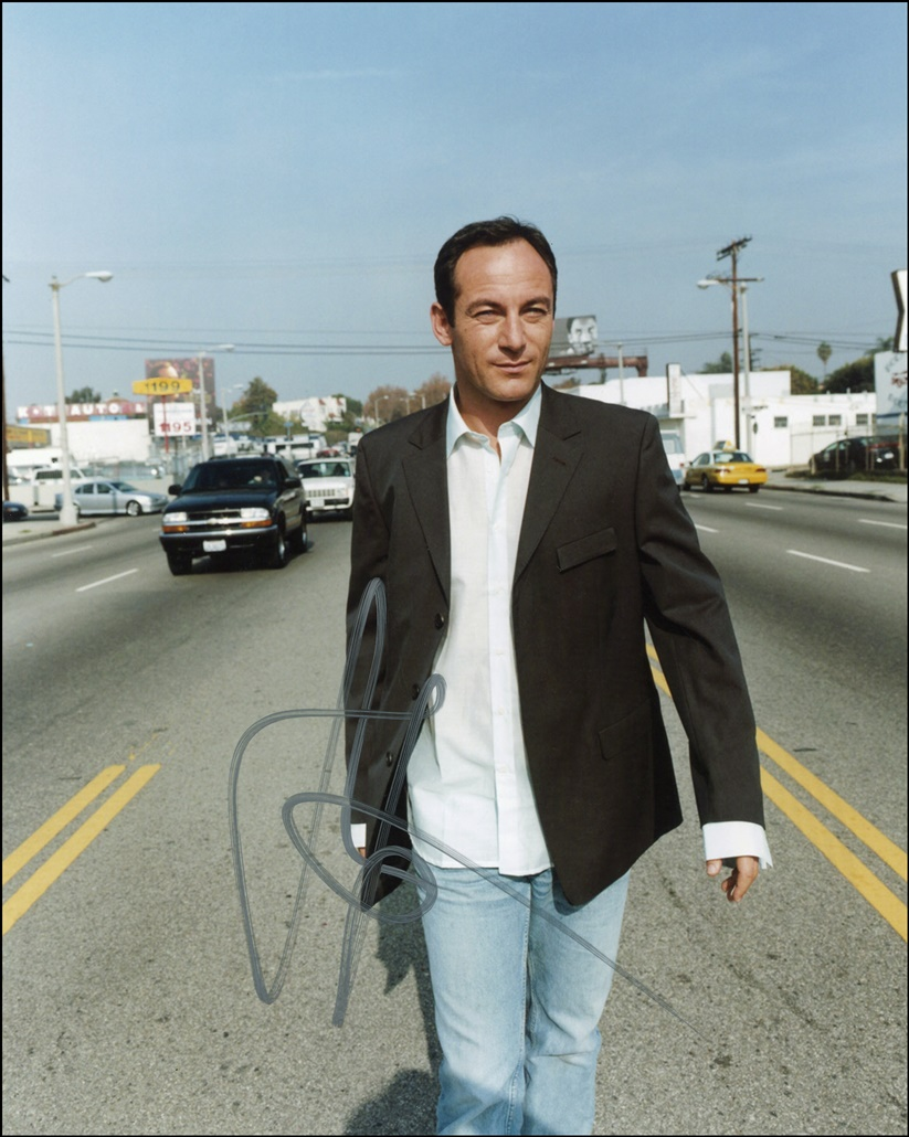 Jason Isaacs Signed Photo
