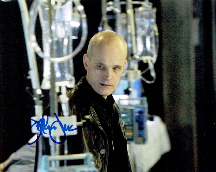 Zeljko Ivanek Signed Photo