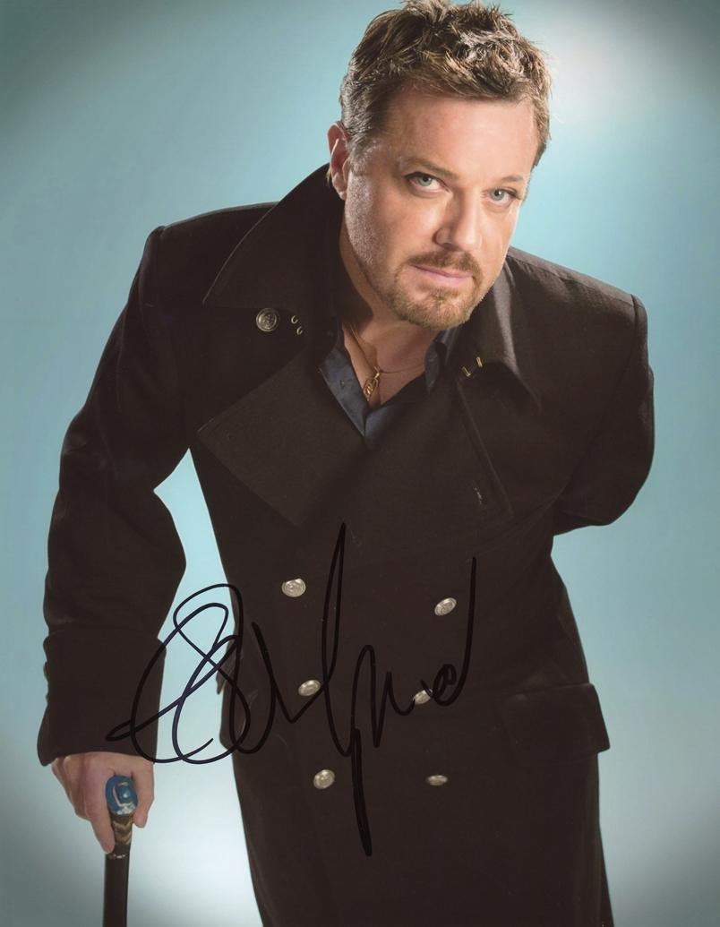 Eddie Izzard Signed Photo