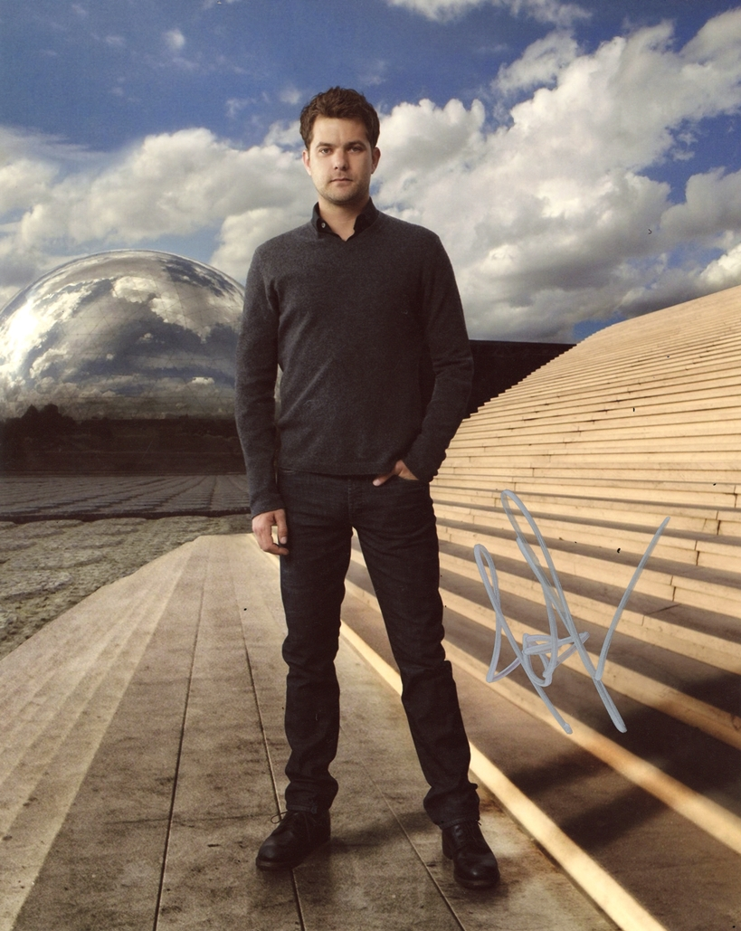 Joshua Jackson Signed Photo