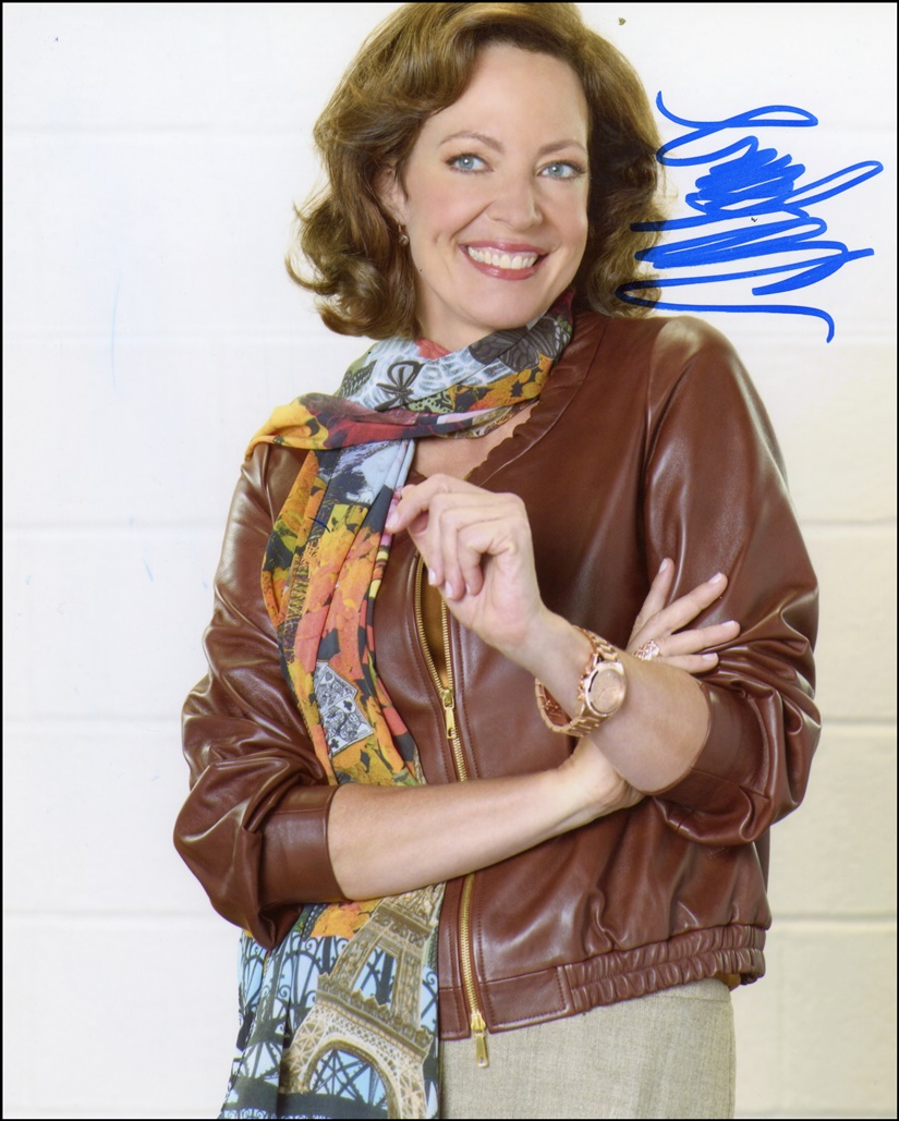 Allison Janney Signed Photo