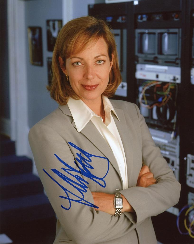 Allison Janney Signed Photo