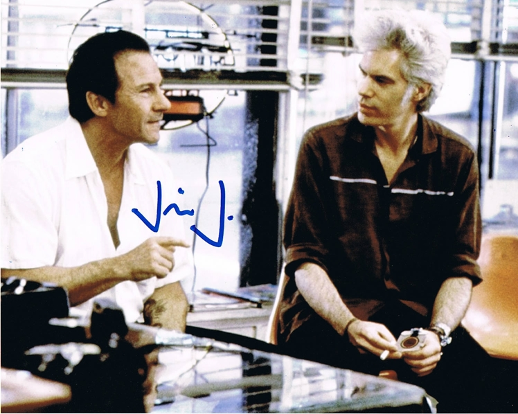 Jim Jarmusch Signed Photo