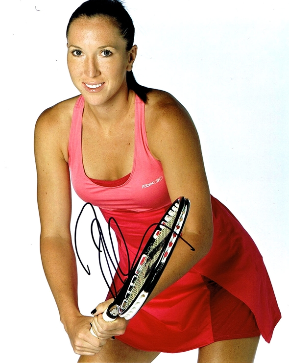 Jelena Jankovic Signed Photo