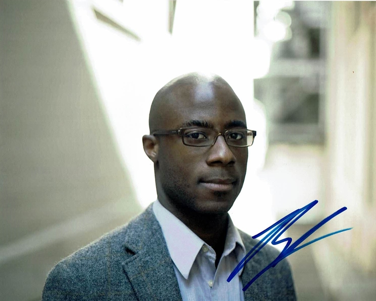 Barry Jenkins Signed Photo