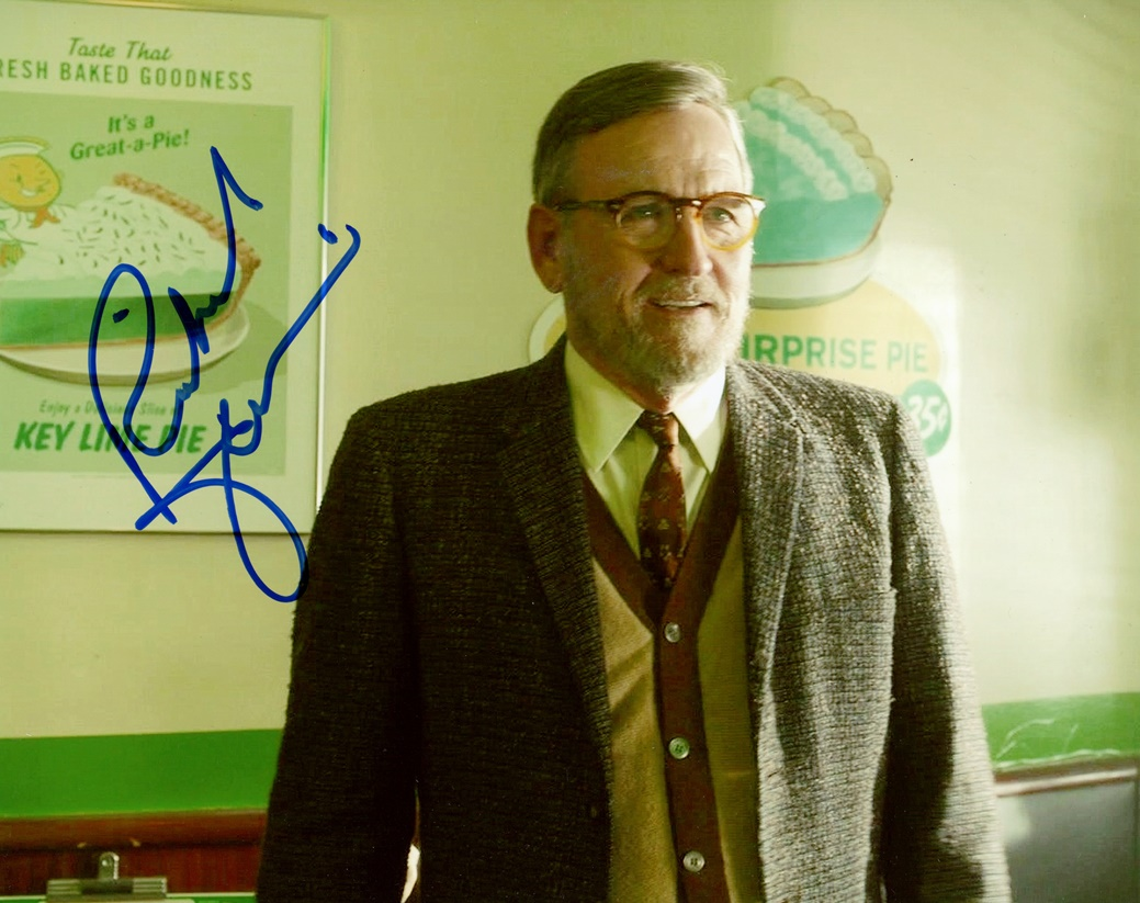 Richard Jenkins Signed Photo