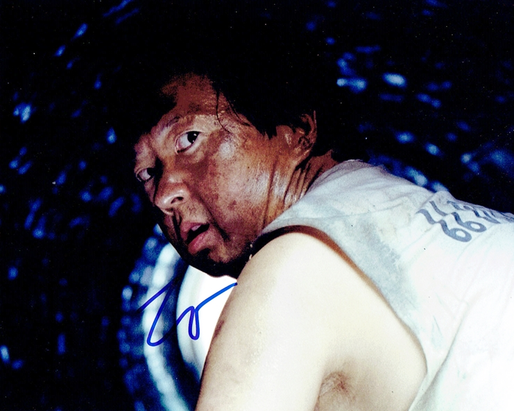 Ken Jeong Signed Photo