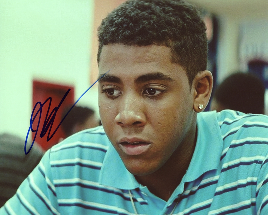 Jharrel Jerome Signed Photo