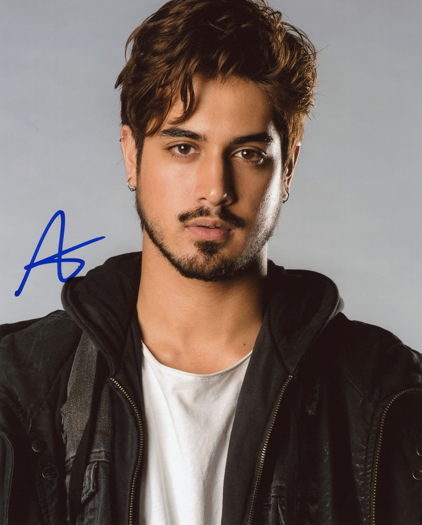 Avan Jogia Signed Photo