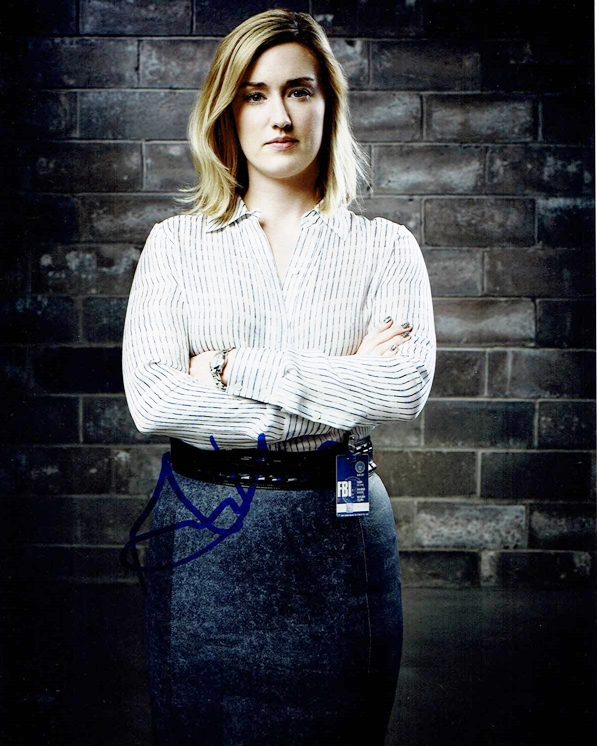Ashley Johnson Signed Photo