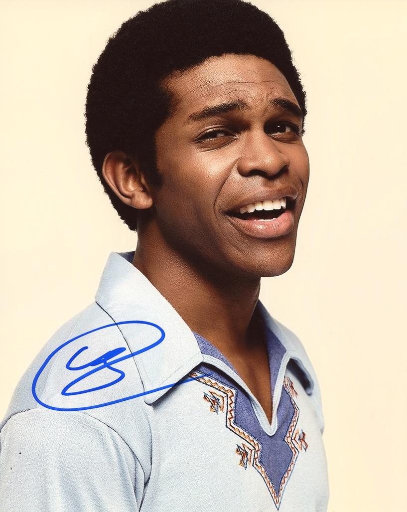 Camrus Johnson Signed Photo