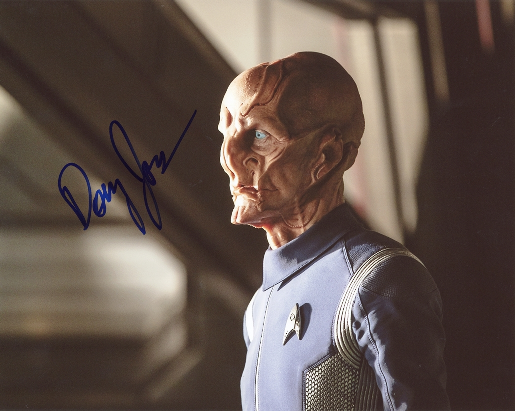 Doug Jones Signed Photo