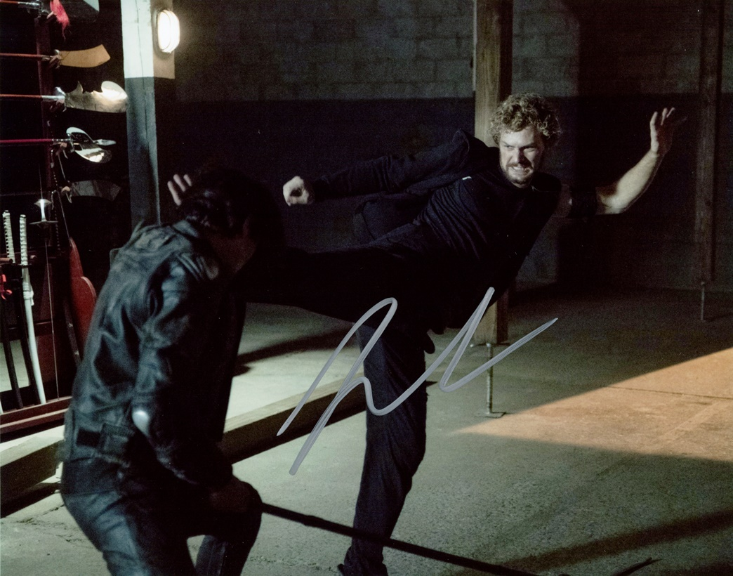 Finn Jones Signed Photo