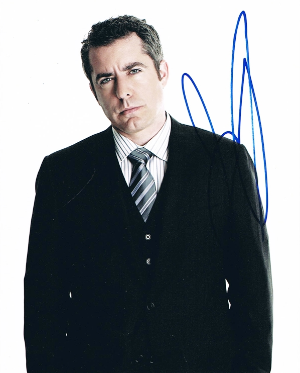 Jason Jones Signed Photo