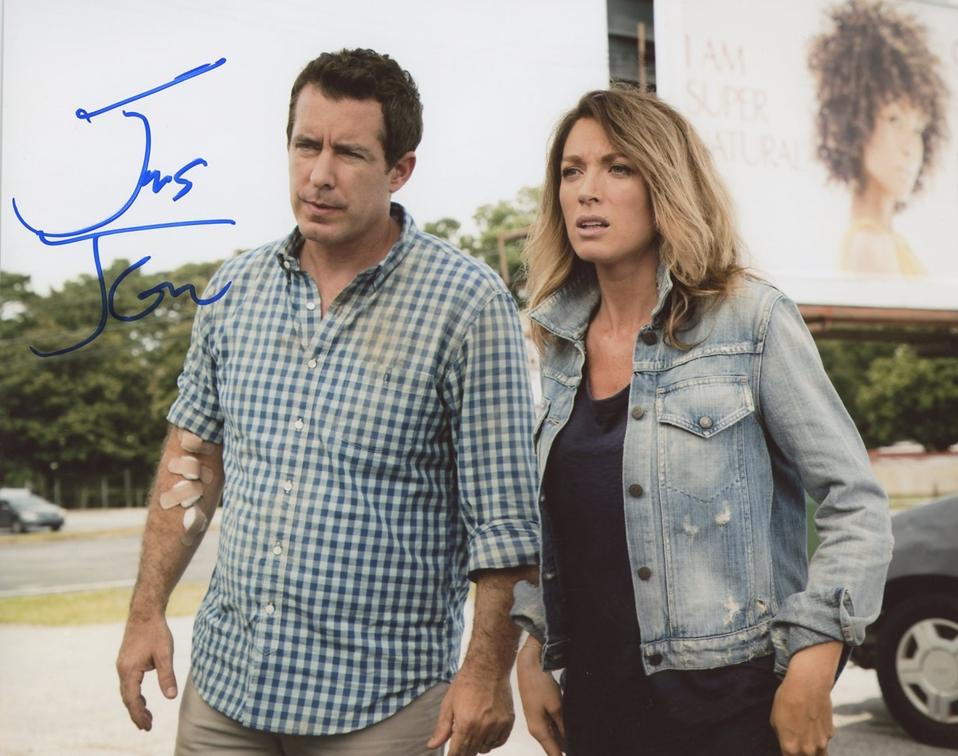 Jason Jones Signed Photo