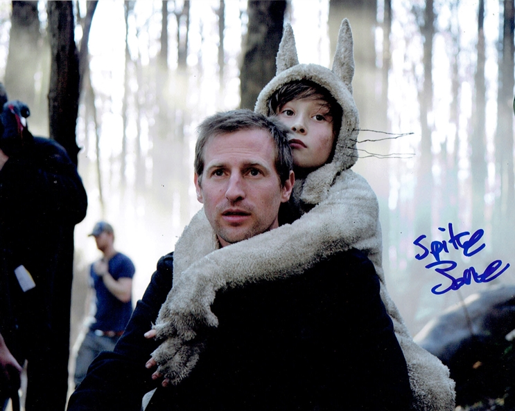Spike Jonze Signed Photo