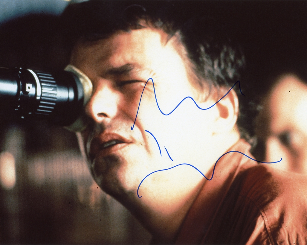 Neil Jordan Signed Photo