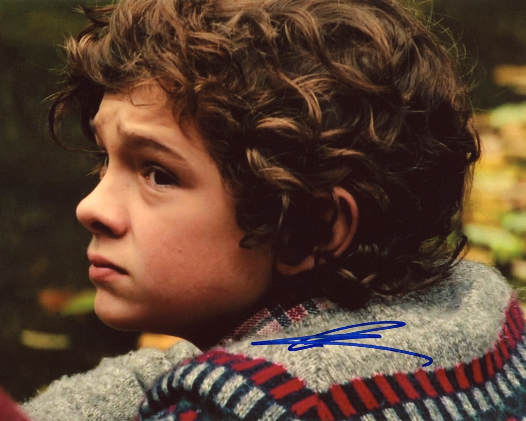 Noah Jupe Signed Photo