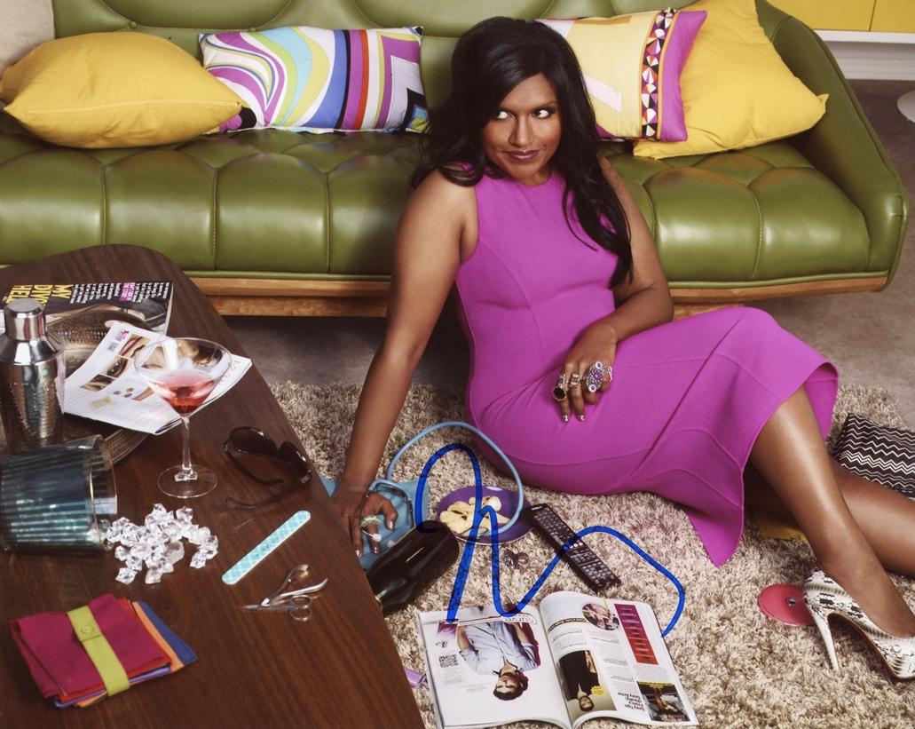 Mindy Kaling - Actress Wallpapers