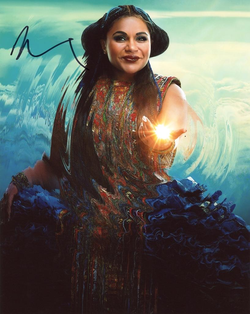 Mindy Kaling Signed Photo