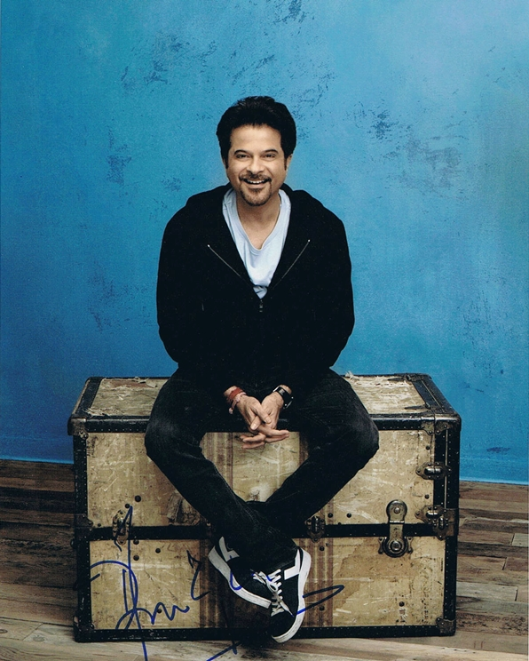 Anil Kapoor Signed Photo