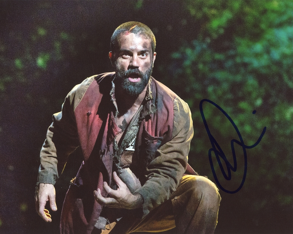 Ramin Karimloo Signed Photo