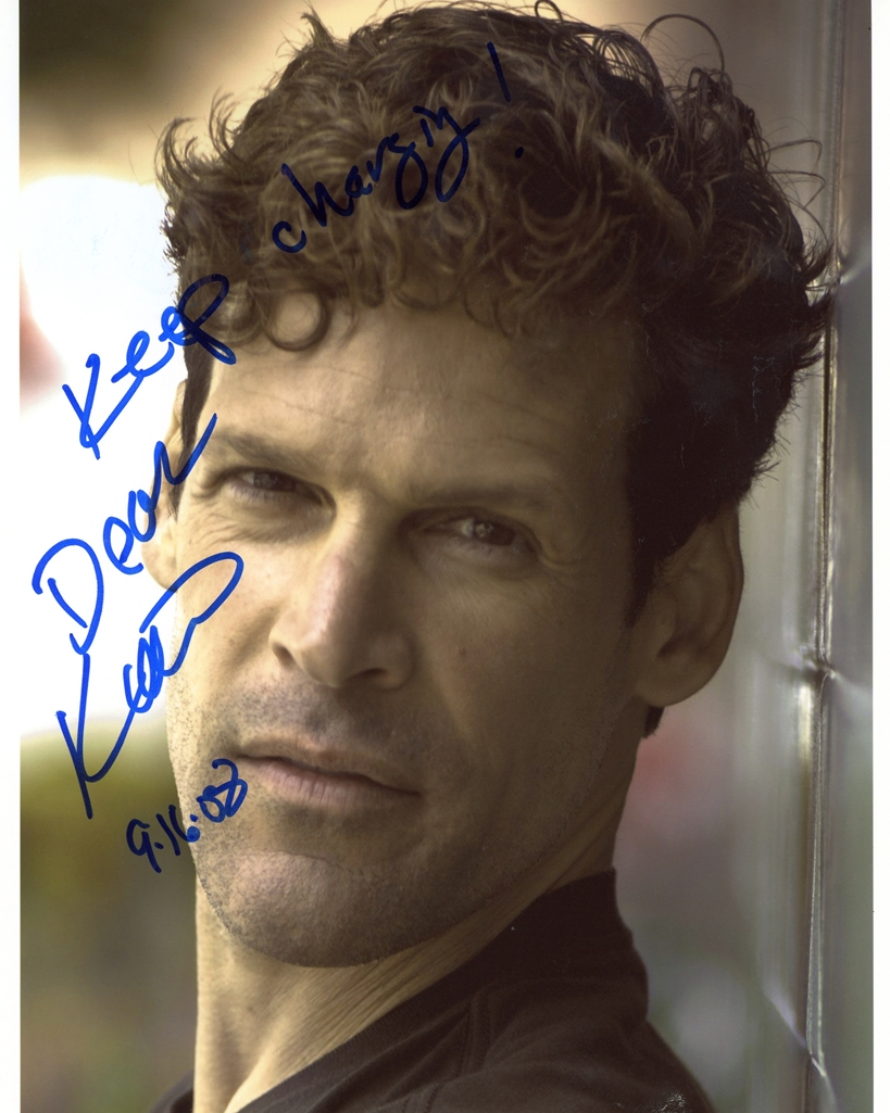 Dean Karnazes Signed Photo