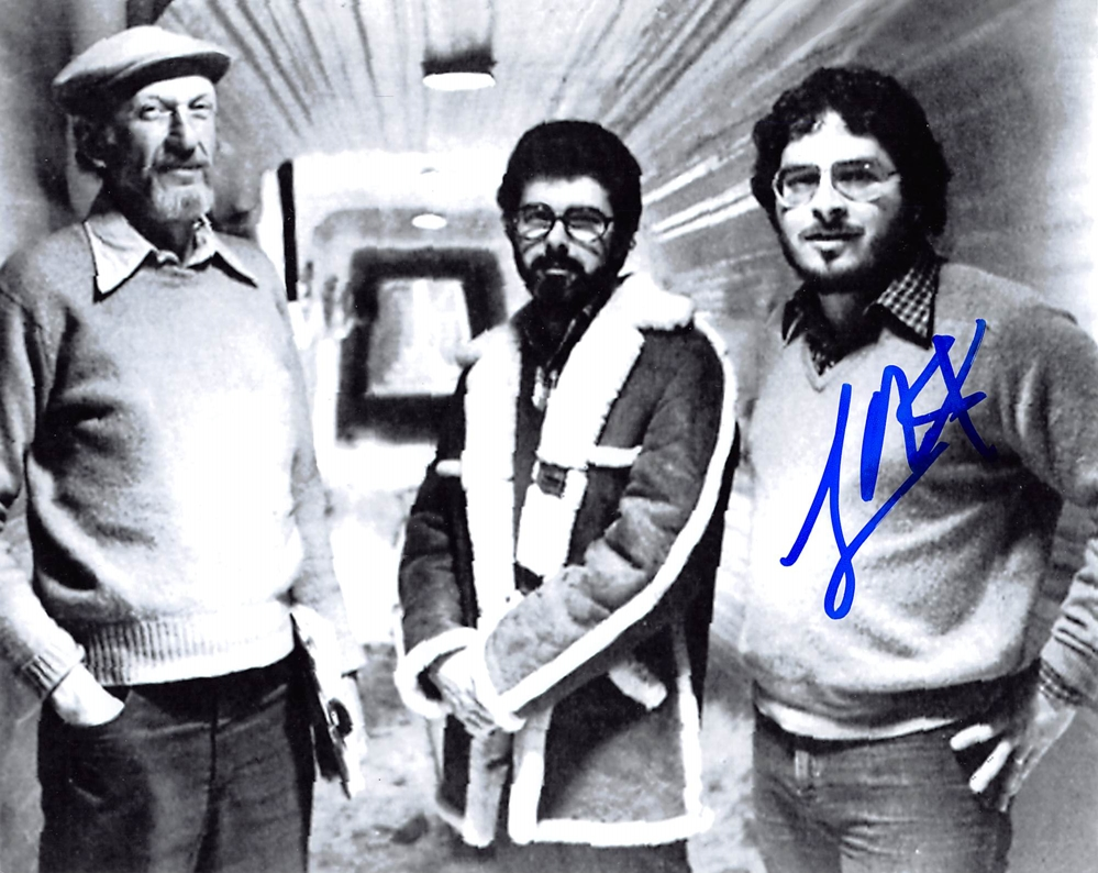 Lawrence Kasdan Signed Photo