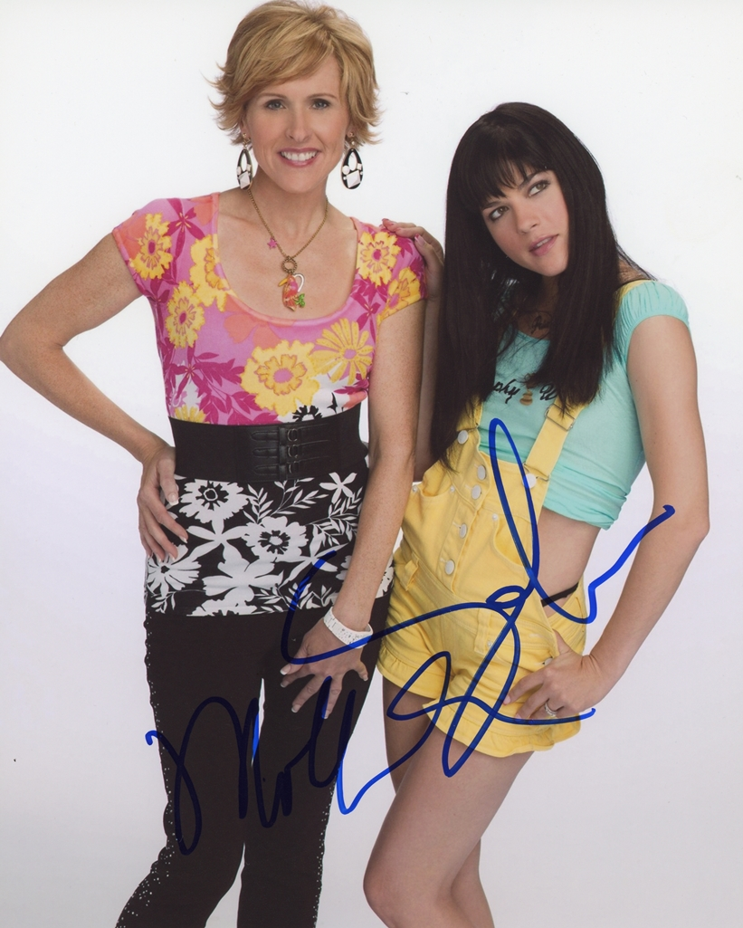 Selma Blair & Molly Shannon Signed Photo