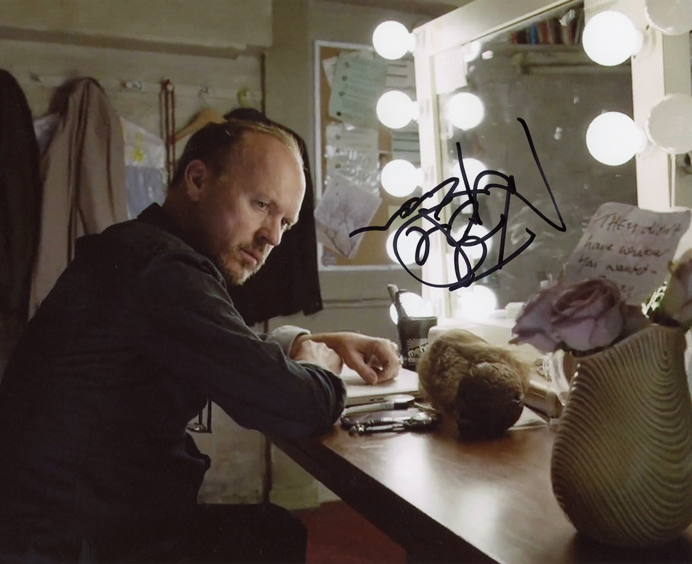 Michael Keaton Signed Photo