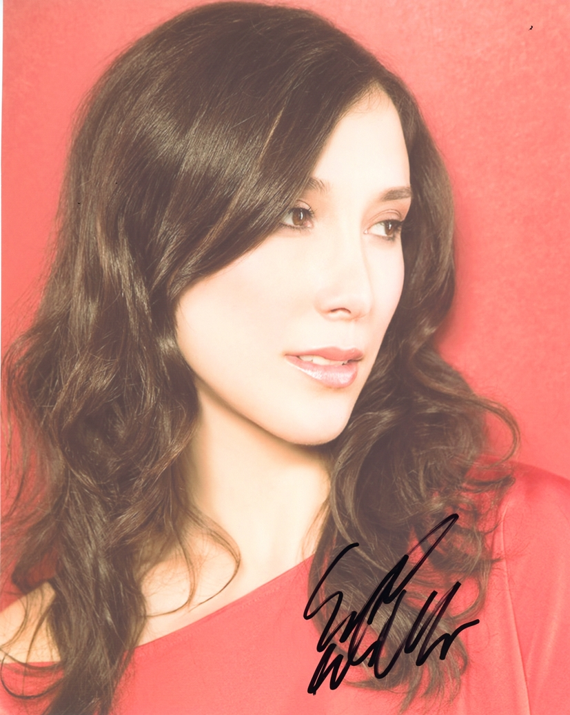 Sibel Kekilli Signed Photo