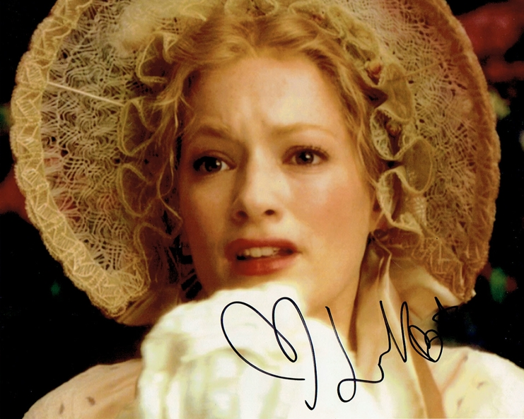 Laura Michelle Kelly Signed Photo