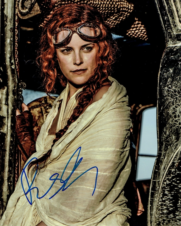 Riley Keough Signed Photo