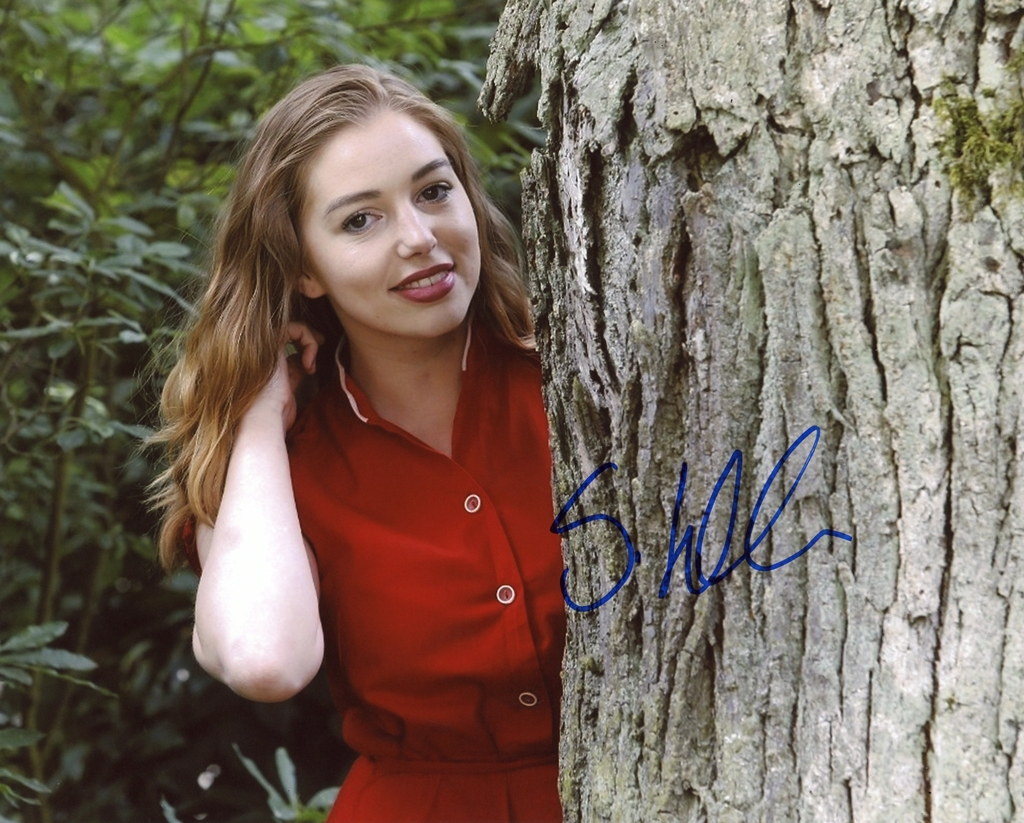 Seana Kerslake Signed Photo
