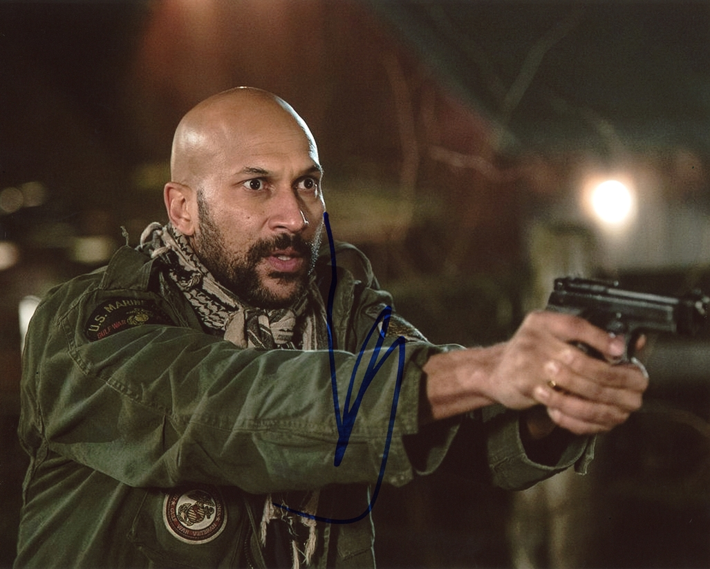 Keegan Michael Key Signed Photo