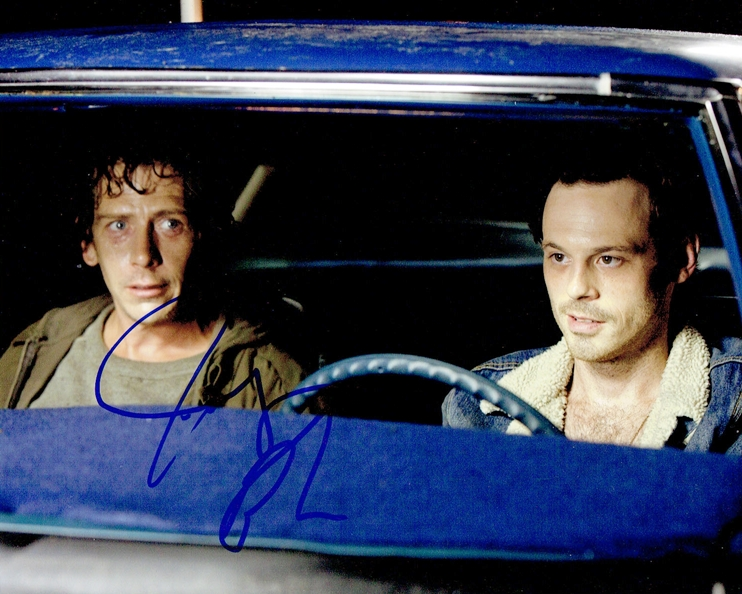Ben Mendelsohn & Scoot McNairy Signed Photo