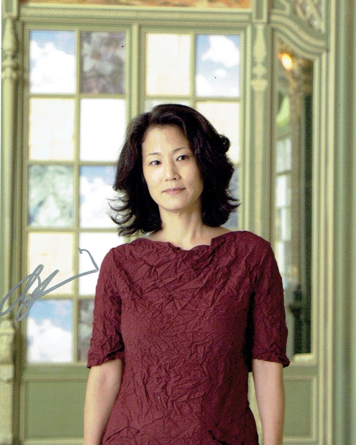 Jacqueline Kim Signed Photo