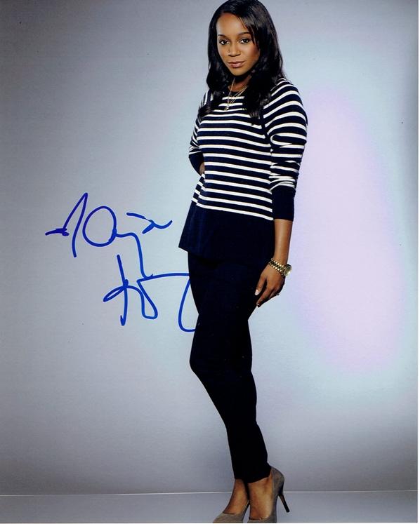 Aja Naomi King Signed Photo