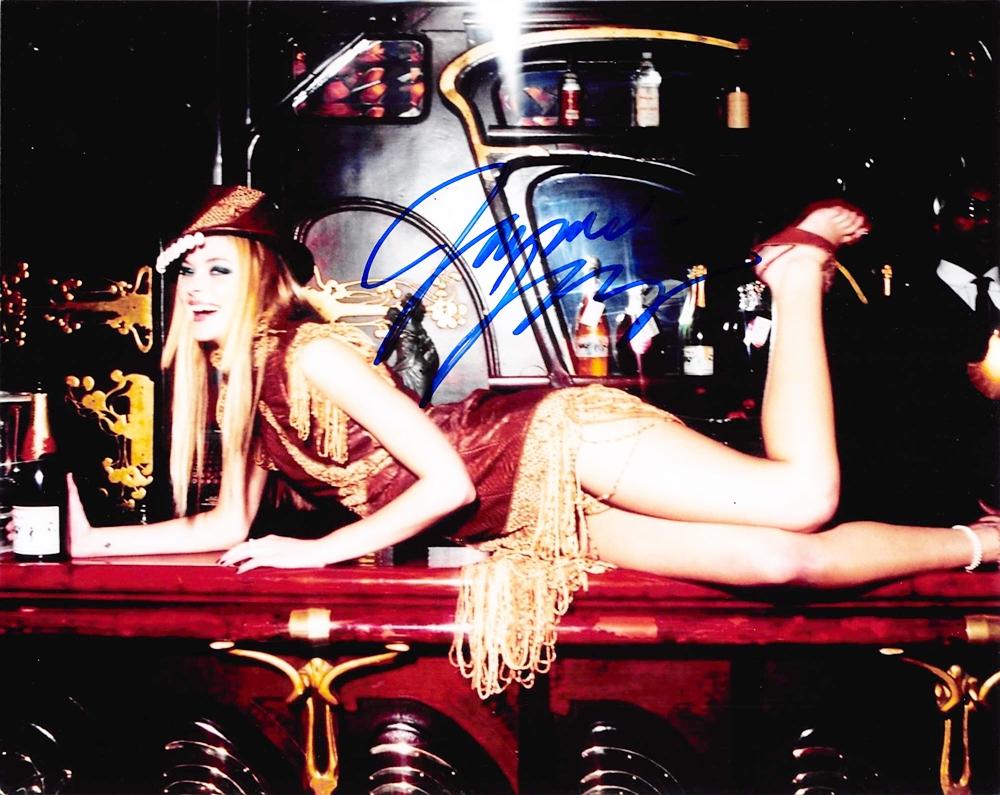 Jaime King Signed Photo