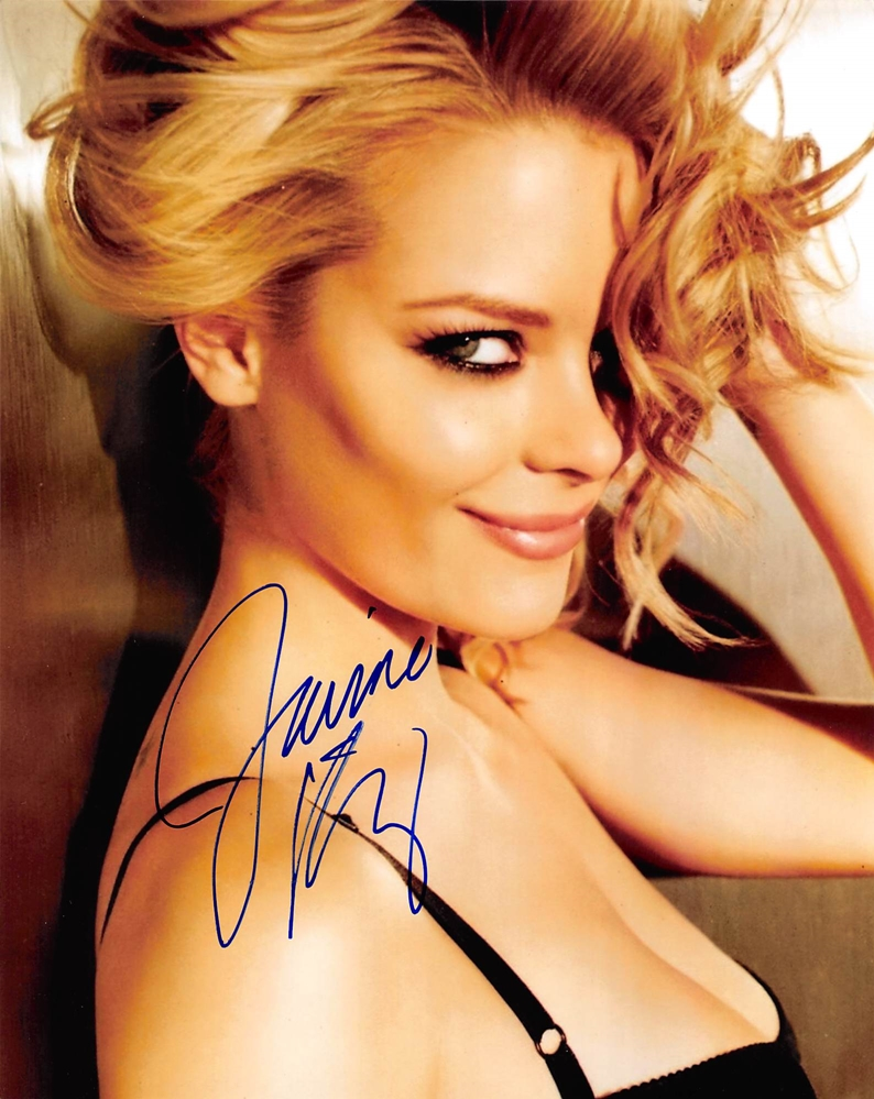 Jaime King Signed Photo