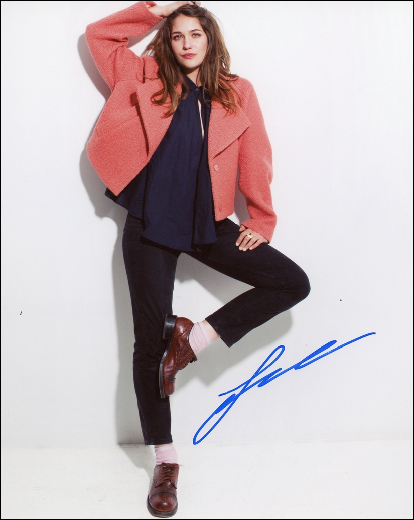 Lola Kirke Signed Photo